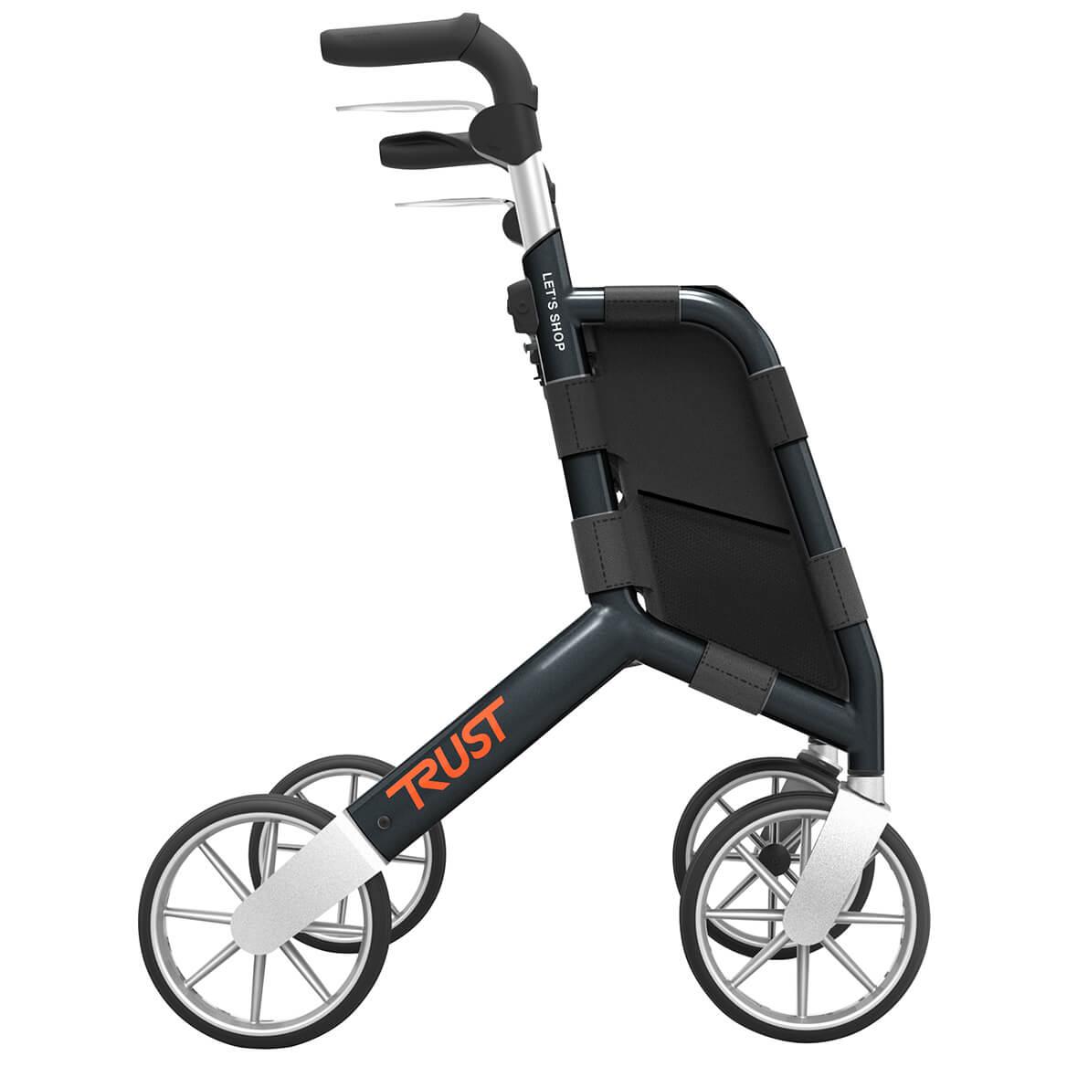 Trust Care Let's Shop Outdoor Rollator-370772