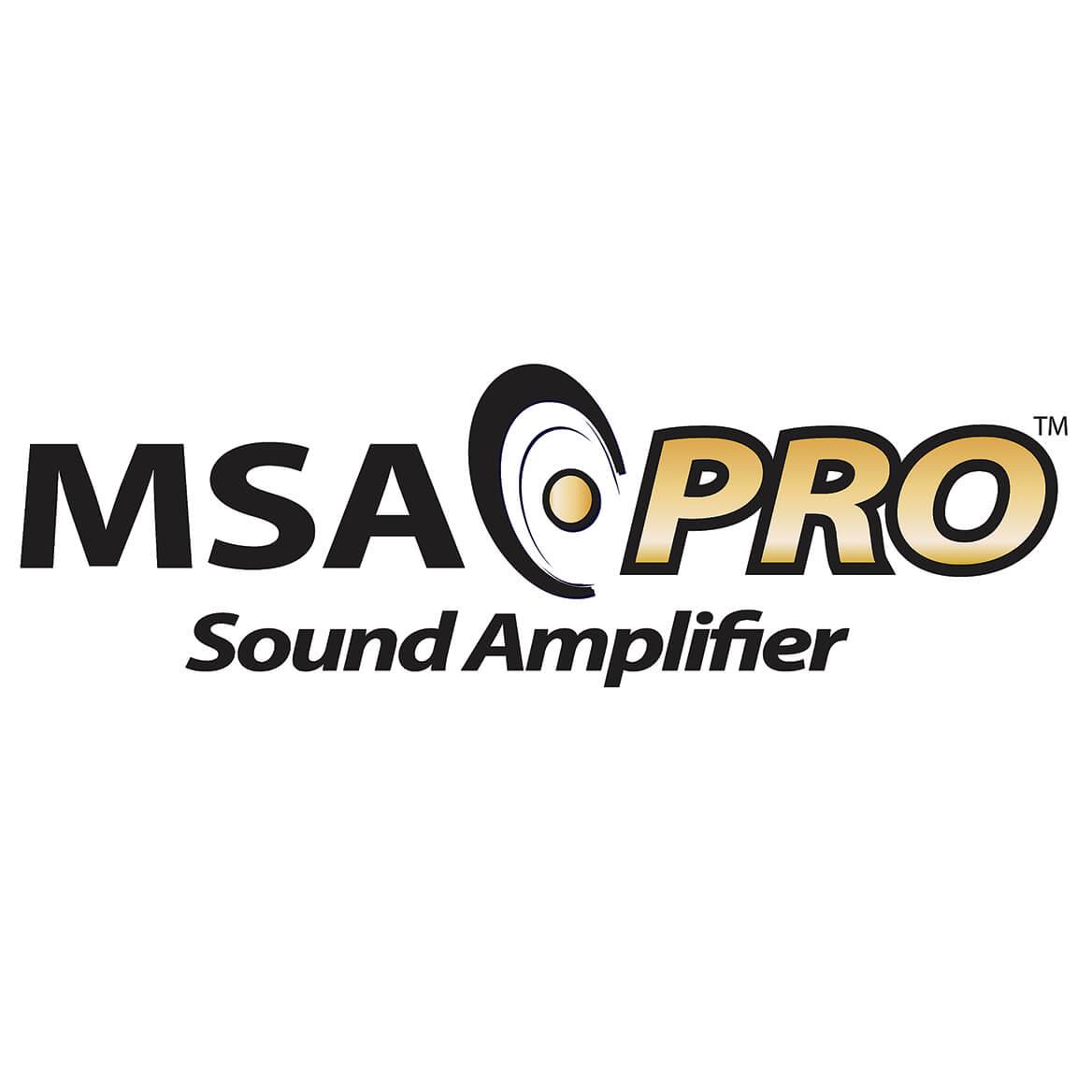 MSA Pro™ Sound Amplifier-370868