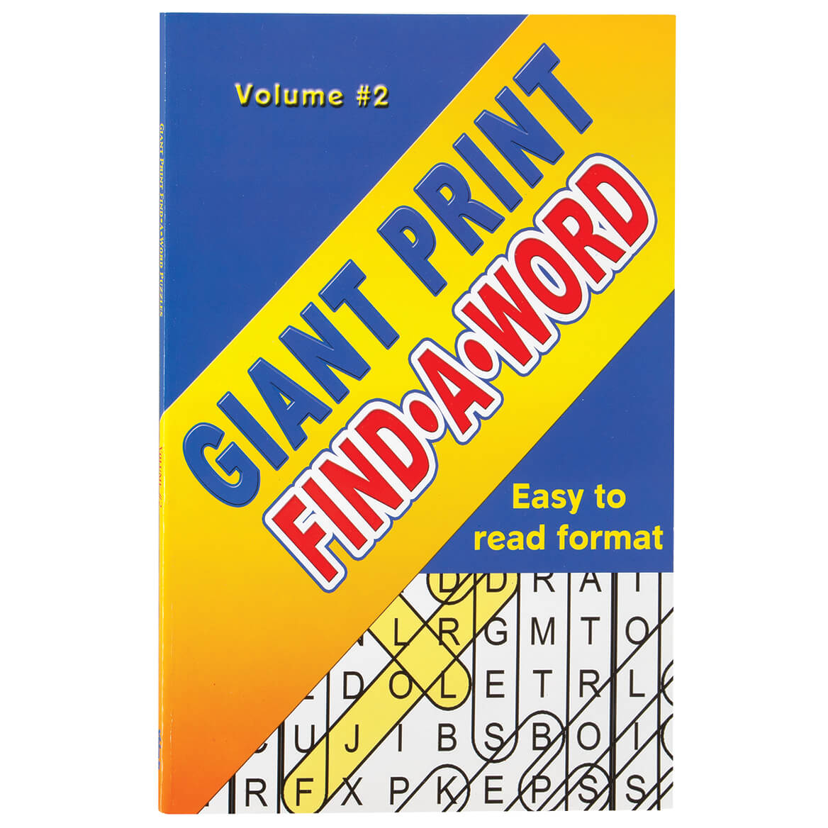 Giant Print Find-A-Word Puzzles, Set of 2-371052