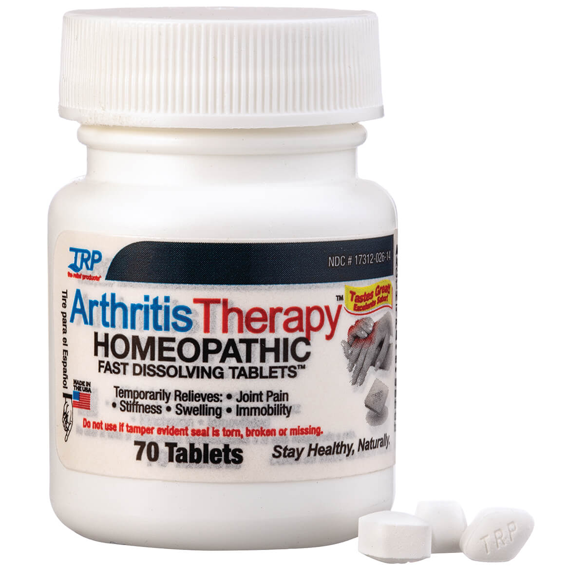 Arthritis Therapy™ Homeopathic Fast Dissolving Tablets™-371262
