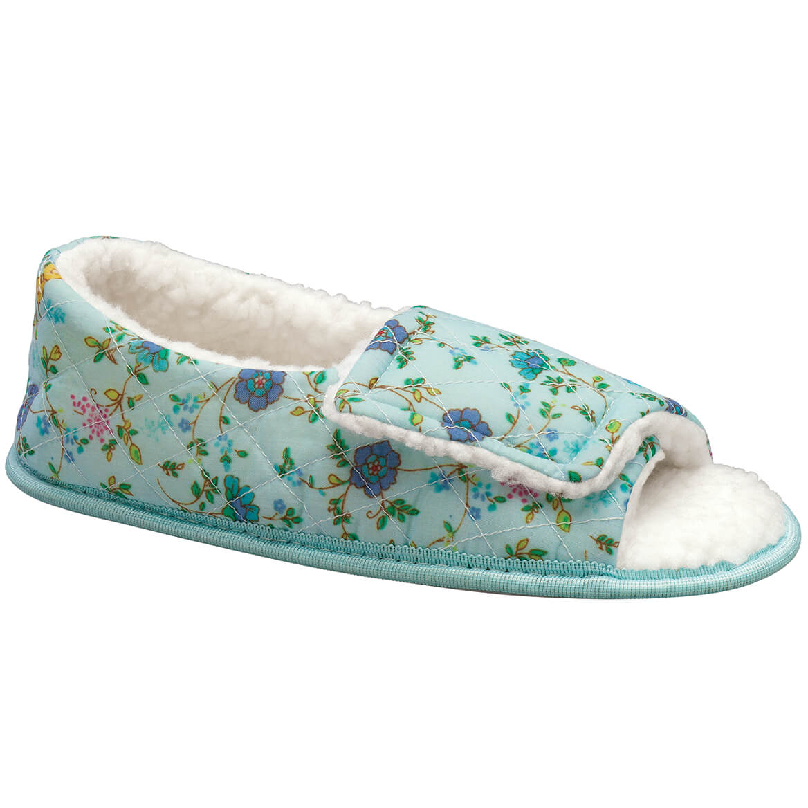 Silver Steps™ Open Toe Edema Slippers Womens-371668