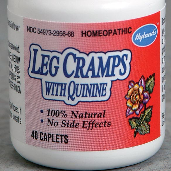 Leg Cramps Caplets 40 Ct. - View 2