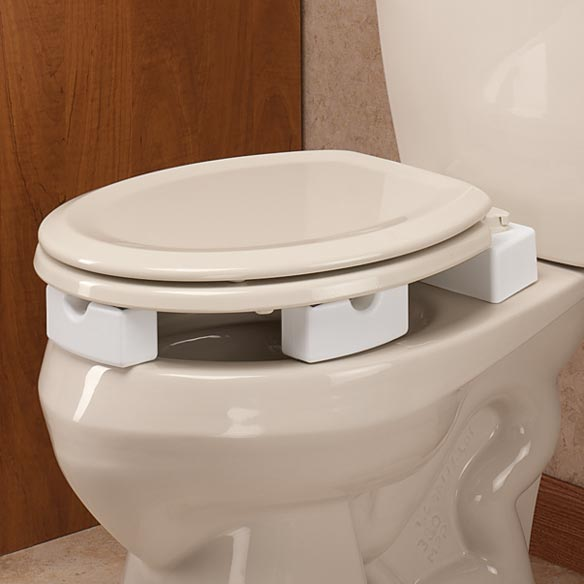 Toilet Seat Risers - View 2