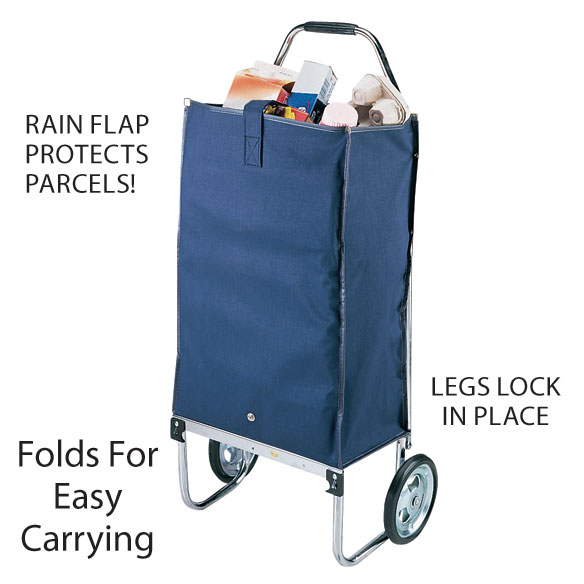 Folding Cart - View 2