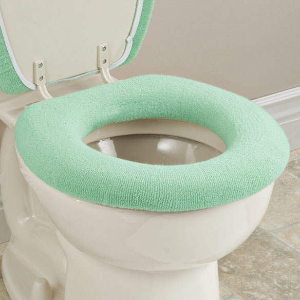Toilet Seat Cover - View 1