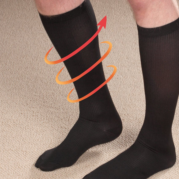 Men's Compression Socks - View 2