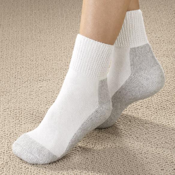 Women's Diabetic Socks - 2 Pair - View 2