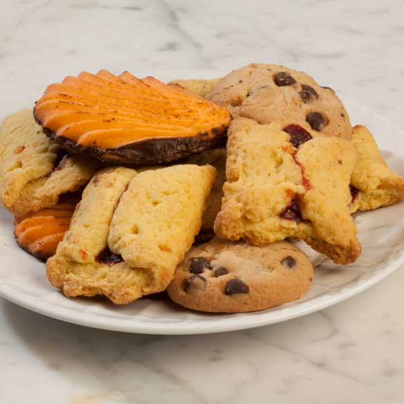 Assorted Sugar Free Cookies - View 1