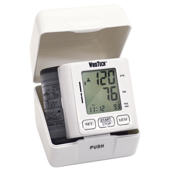 Wrist Blood Pressure Monitor - View 2