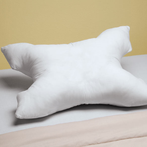 Pillow And Case For Sleep Apnea - View 2