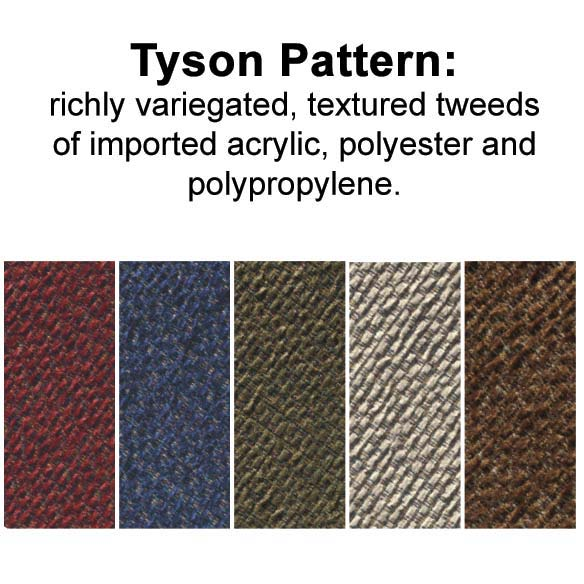 Tyson Rocking Chair Cushion Set - View 2