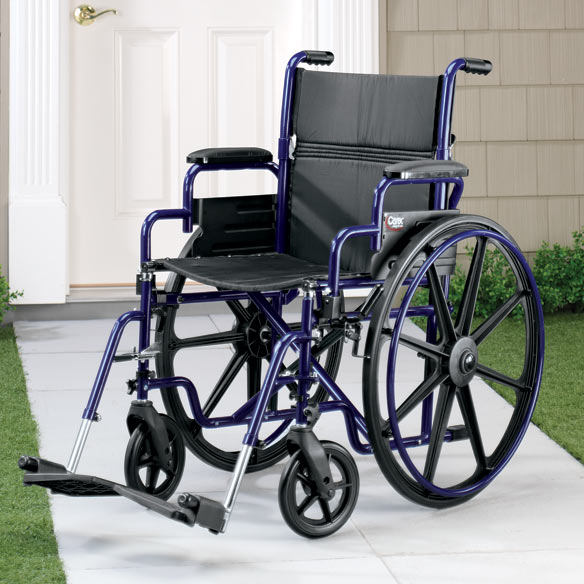 Extra Large Wheelchair - View 2