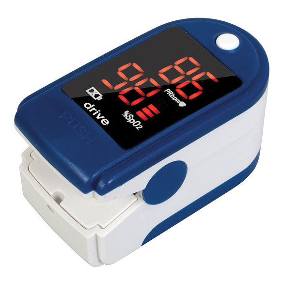 Fingertip Pulse Oximeter - View 2