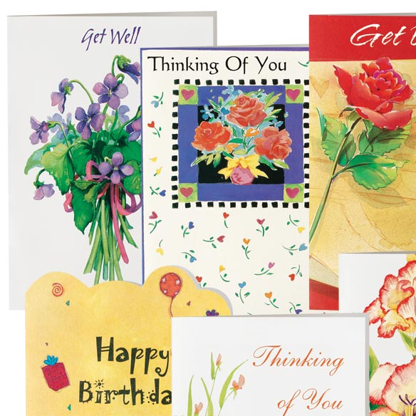 All Occasion Card Set - 24 Pack - View 2