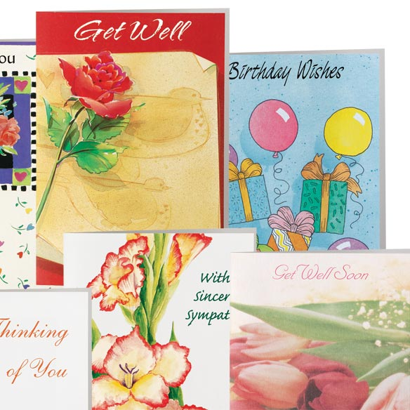 All Occasion Card Set - 24 Pack - View 3