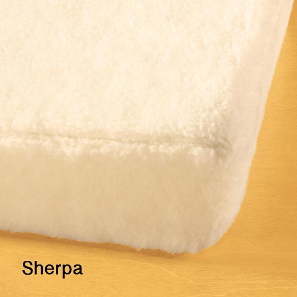 Memory Foam Cushion w/Cover