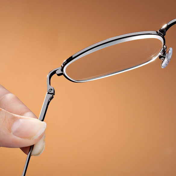 Spring Hinge Reading Glasses - View 1
