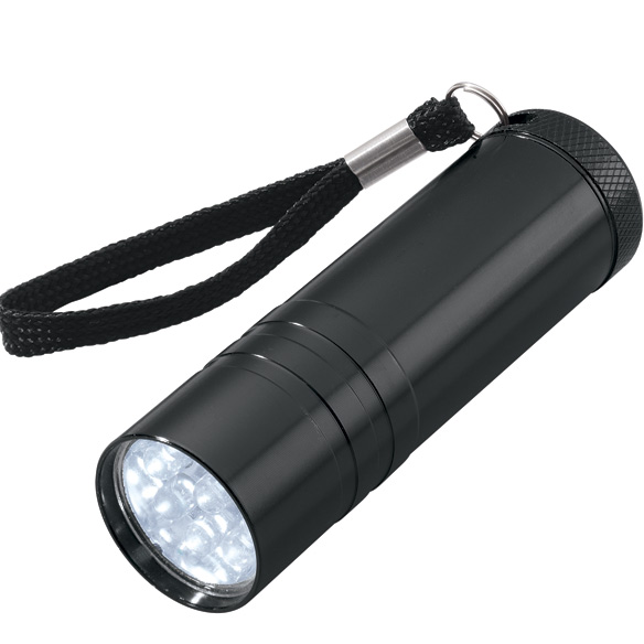 6 Pc LED Flashlight Set