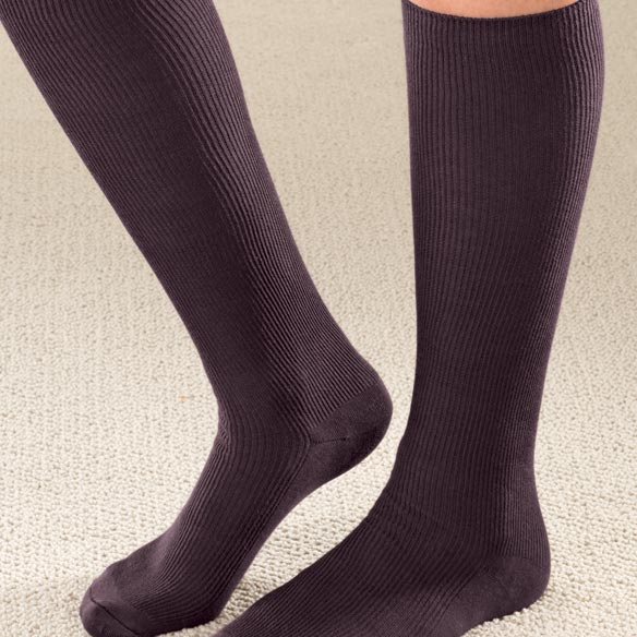 Men's Support Socks - 1 Pair - View 2