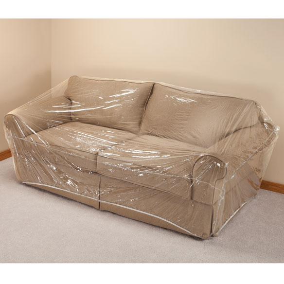 Clear Furniture Covers - View 2