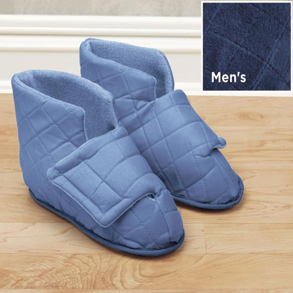 Quilted Slippers - View 2