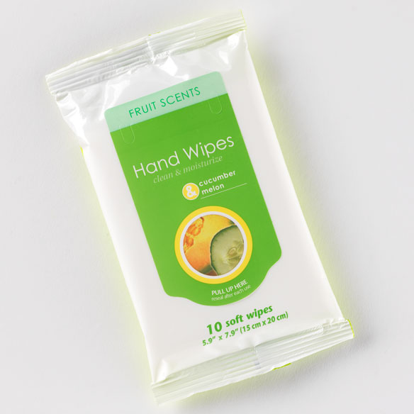 Scented Hand Wipes - View 3