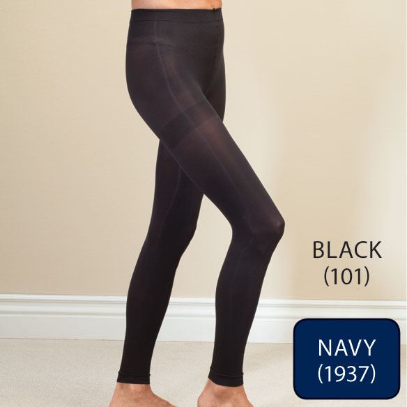 Capri Length Support Tight - View 1