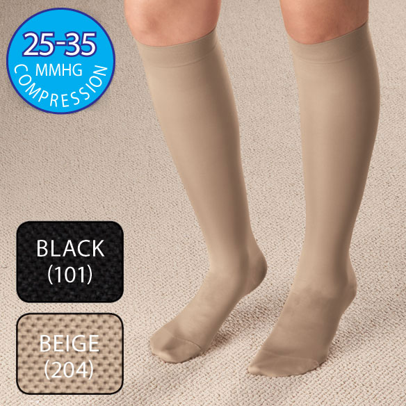 Gabrialla® Compression Knee Highs - View 1