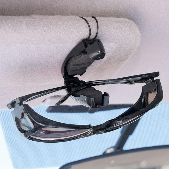 Eyeglass Visor Clip - View 1