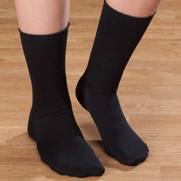 Mens Seamfree Diabetic Socks - View 1