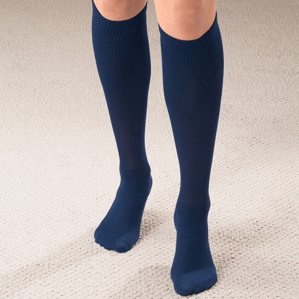 Women's Light Compression Socks - View 2