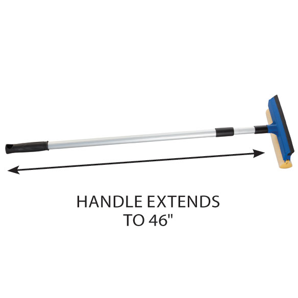 Telescoping Window Squeegee - View 2