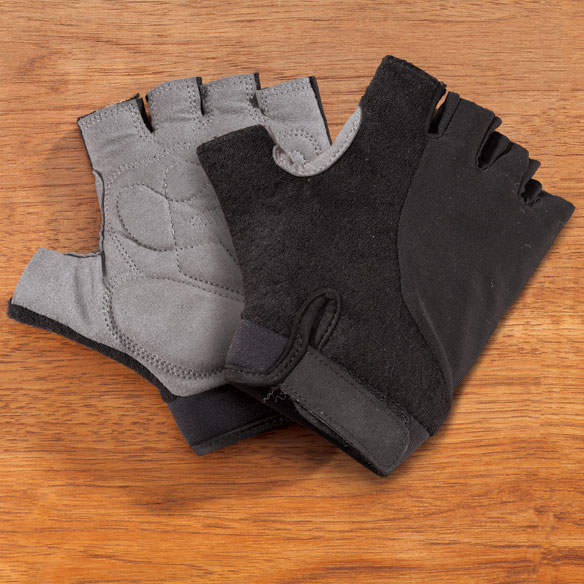 Protective Padded Gloves with Gel Cushion - View 1