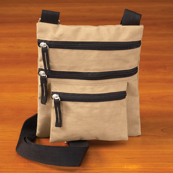Nylon Crossbody Bag - View 2