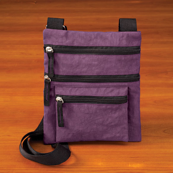 Nylon Crossbody Bag - View 3