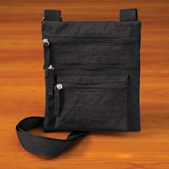 Nylon Crossbody Bag - View 5