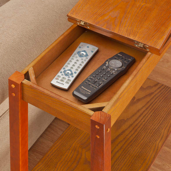 Chairside Storage Table - View 2