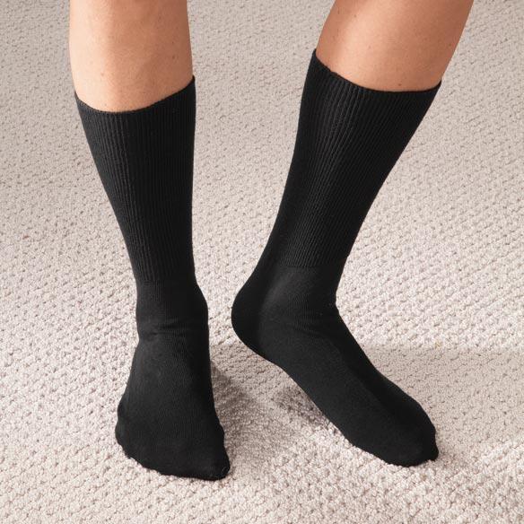 CareSox® Women's Light Weight Socks - View 2