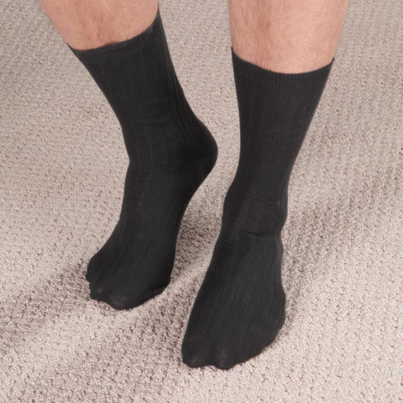 CareSox® Men's Light Weight Socks - View 1