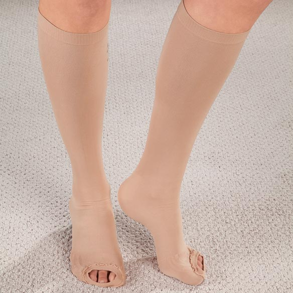 LifeSpan® Anti-Embolism Knee Highs - View 2
