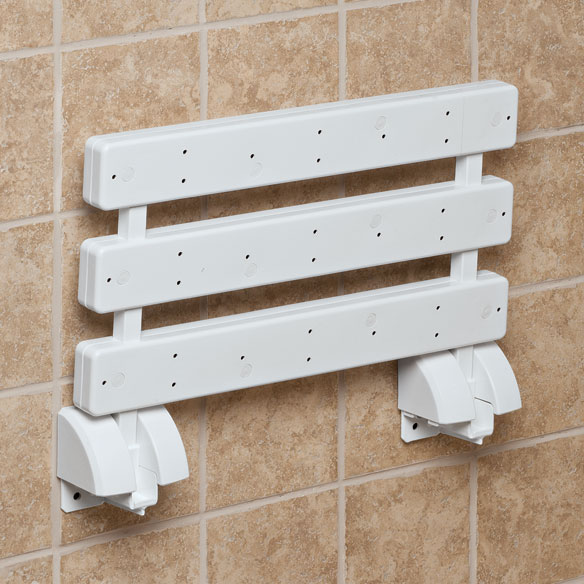 Wall Mounted Shower Seat - View 1