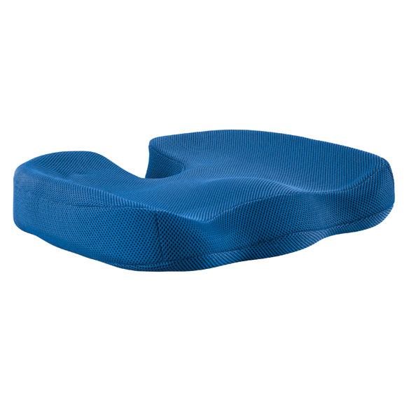 Memory Foam Coccyx Cushion - View 3