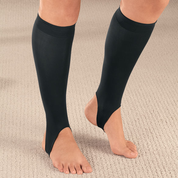 Knee High Compression Stirrup - View 2