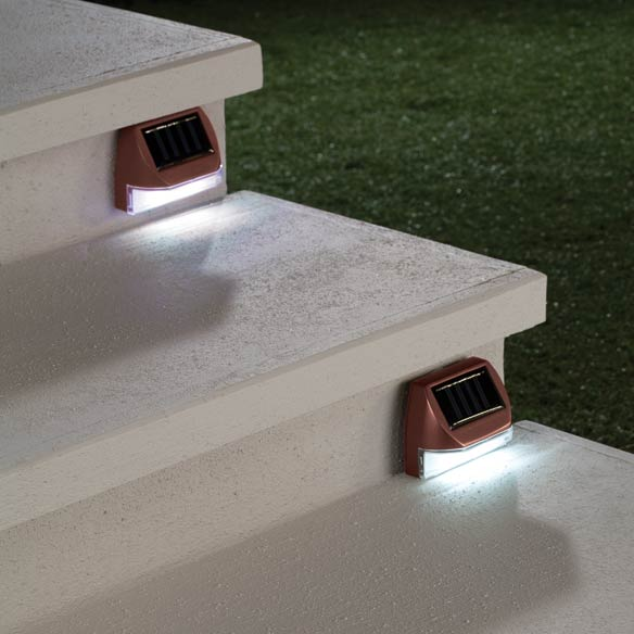 Solar Stair Light - View 1