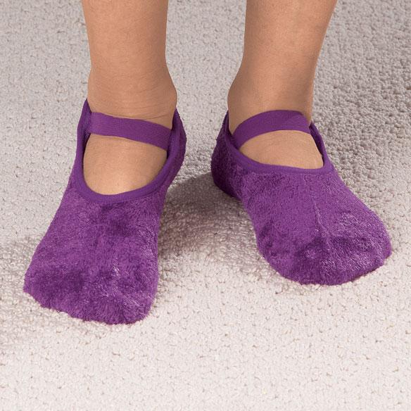 Moisturizing Gripper Socks - View 2