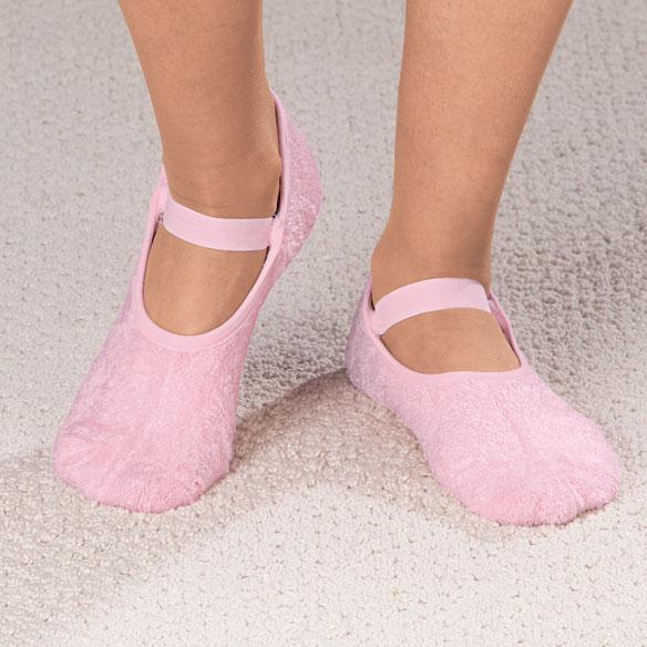 Moisturizing Gripper Socks - View 3