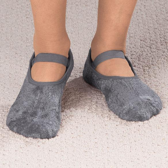 Moisturizing Gripper Socks - View 4