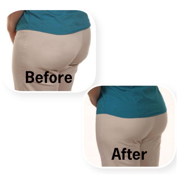 TushUps™ Seamless Panty - View 2