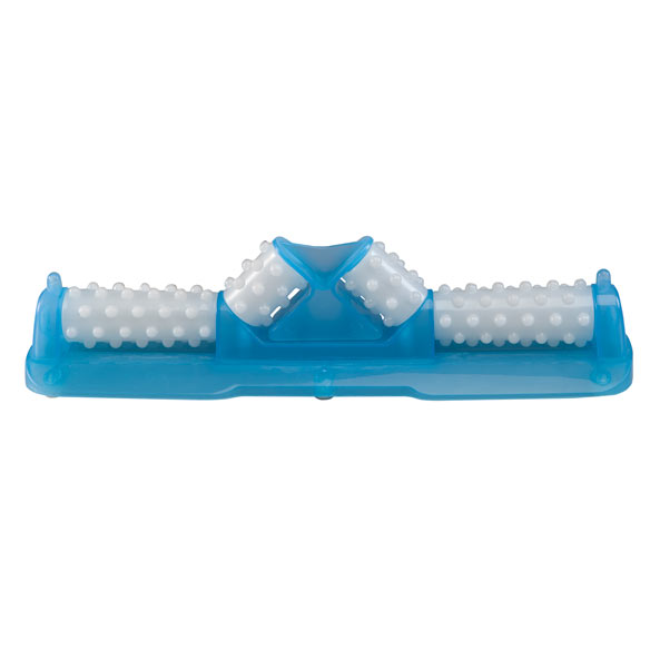 how to use foot roller massager