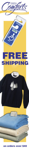 Easy Comforts Free Shipping
